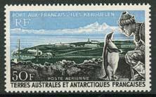 Antarctica fr., michel 40, xx
