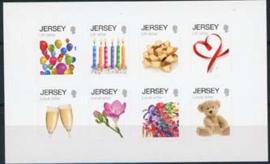 Jersey, michel 1654/61, xx