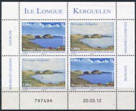 Antarctica Fr., michel KB 780/81, xx