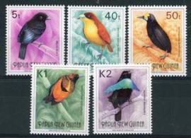 Papua N.Guinea, michel 663/67 I , xx