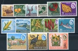 Rhodesie, michel 24/37, xx