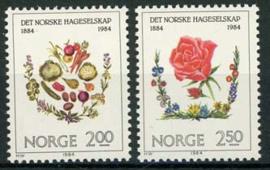 Noorwegen, michel 906/07, xx