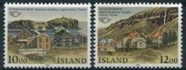 Ysland, michel 650/51, xx