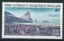 Antarctica Fr., michel 429, xx