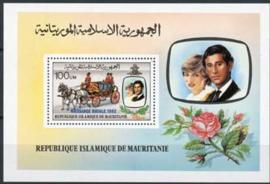 Mauretanie, michel blok 36, xx