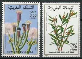 Marokko, michel 943/44, xx
