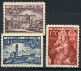 Liechtenstein, michel 281/83, xx
