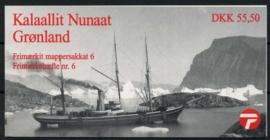 Groenland, michel MH met 327/28, xx