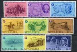 Seychelles, michel 375/83, xx