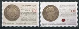 Liechtenstein, michel 1622/23, xx
