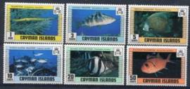 Cayman, michel 424/29, xx