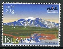 IJsland, michel 1004, xx