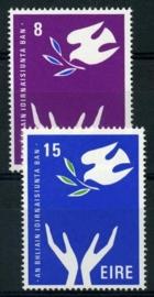 Ierland, michel 313/14, xx