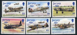 Jersey, michel 951/56, xx