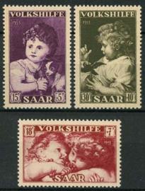 Saar , michel 344/46, xx
