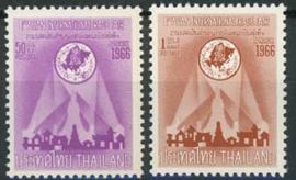 Thailand, michel 466/67, xx