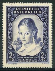 Oostenrijk, michel 976 , xx