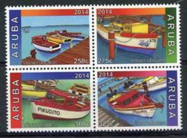 Aruba, nvph 784/87, xx