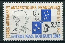 Antarctica Fr., michel 272, xx