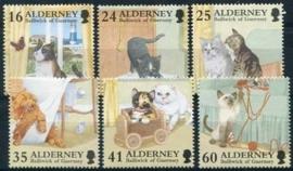 Alderney, michel 94/99, xx