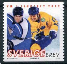 Zweden, michel 2273, xx
