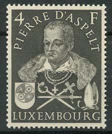 Luxemburg, michel 516, xx