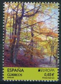 Spanje, michel 4596, xx