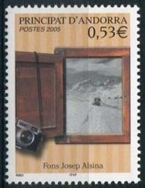Andorra Fr., michel 638, xx
