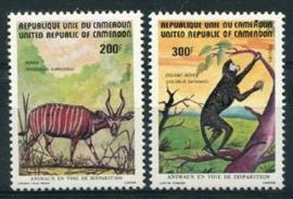 Cameroun, michel 983/84, xx
