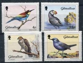 Gibraltar, michel 552/55, xx