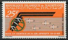 Mauretanie, michel 220, xx