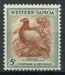 Samoa, michel 101, xx