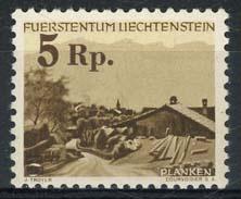 Liechtenstein, michel 267, xx