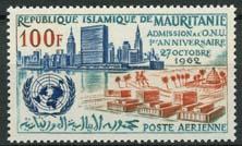 Mauretanie, michel 197, xx
