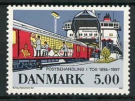 Denemarken, michel 1157, xx