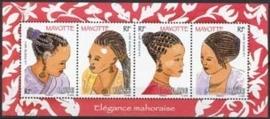 Mayotte, michel blok 14, xx