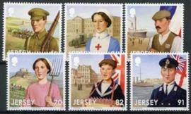 Jersey, michel 1831/36, xx