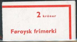 Faroer, michel MH met 8 en 11, xx