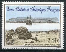 Antarctica Fr., michel 491, xx