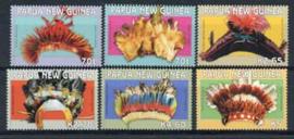 Papua N. Guinea, michel 1074/79, xx