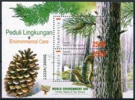 Indonesie, zbl. blok 292, xx