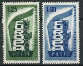 Italie, michel 973/74, xx