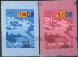 Finland, michel 1607/08, xx