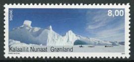 Groenland, michel 594, xx