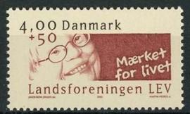Denemarken, michel 1305, xx