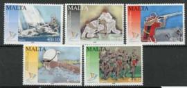 Malta, michel 1596/00, xx