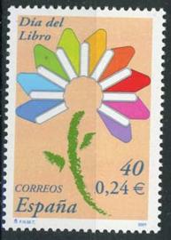 Spanje, michel 3622, xx