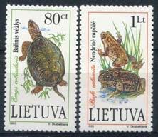 Litouen, michel 545/46 , xx