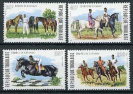 Togo , michel 1057/60, xx