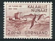 Groenland, michel 137 , xx